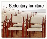 Sedentary furniture